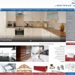 אתר קטלוגי עידן פירזול, בנייה ועיצוב אתרים - Mcpublish