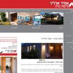 עיצוב ובניית אתר, אמיר ארליך