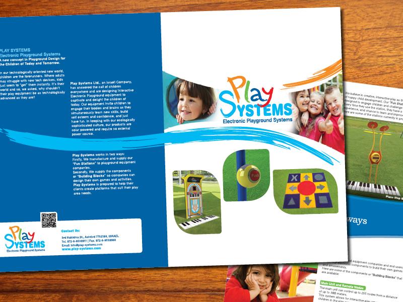 ברושור Play Systems