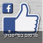 הקמת עמודי פייסבוק – מצטרפים חדשים
