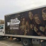 מיתוג והתקנה משאית