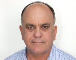 אלי אסקוזידו ראש מועצת נחל שורק