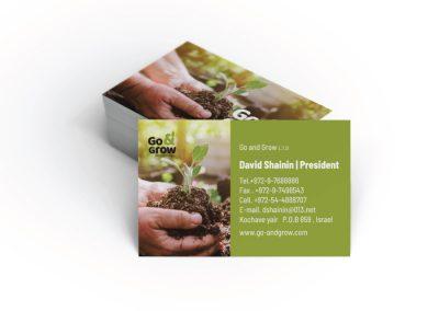 GO&GROW CARD