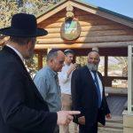 אלי אסקוזידו מארח את הרב הראשי לישראל הרב דוד במוסדות החינוך בנחל שורק
